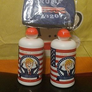 Trump shampoo combo(mask free w/ order)